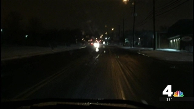 [DC] Black Ice Coats Streets in Prince George's County