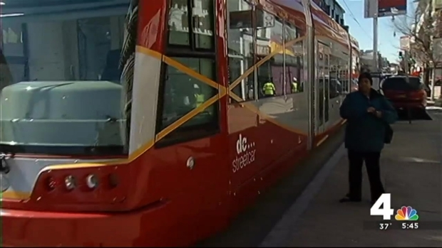 DC Streetcar Service to Begin Saturday
