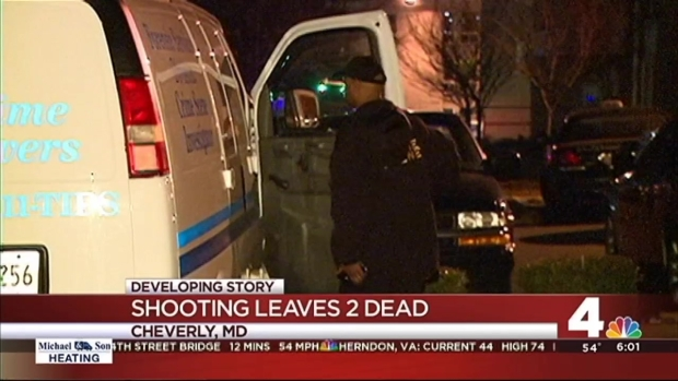 [DC] Two Women Fatally Shot at Cheverly Apartment