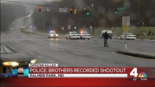 3 Brothers to Face Murder Charges in Officer's Death