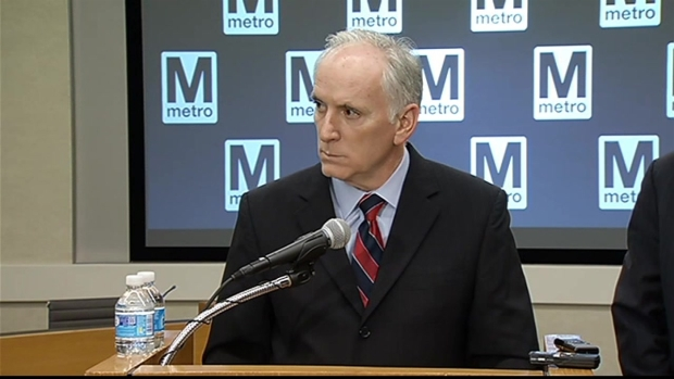 [DC] RAW VIDEO: Metro News Conference