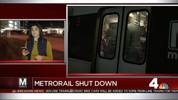 [DC] Commuters Find Alternatives to Metrorail