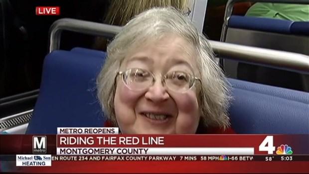 [DC] Metrorail Reopens After Daylong Shutdown