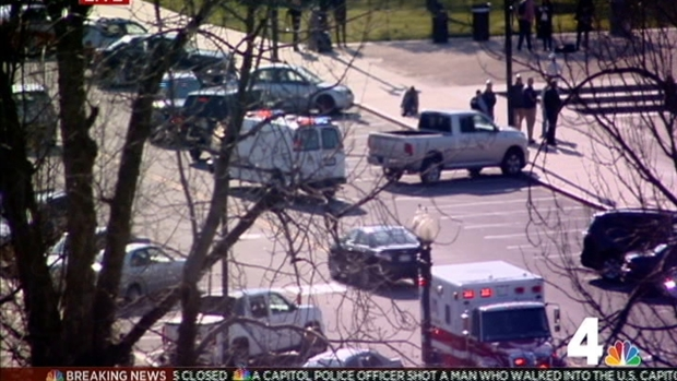 [DC] US Capitol Suspect Known to Police