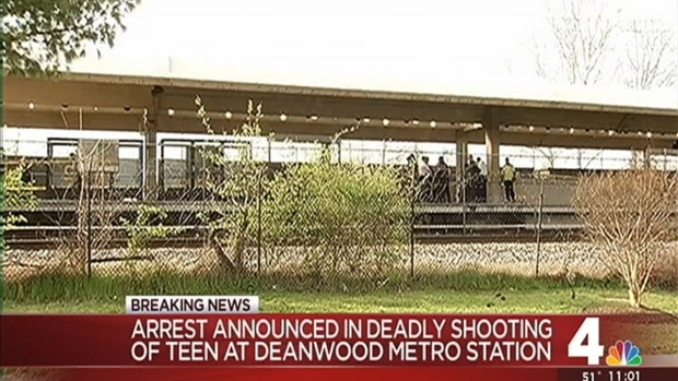 [DC] Teen Arrested in Shooting Death of 15-Year-Old on Metro Platform