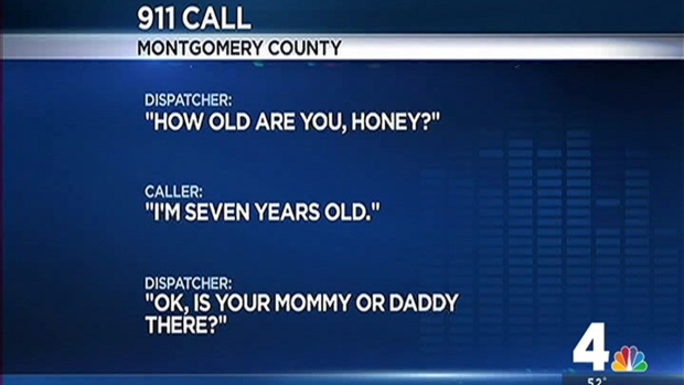 7 Year Old Calls 911 Saves Fathers Life