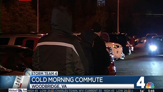 [DC] Residents Brace for Cold Commute