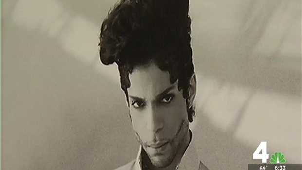 [DC] Prince Photo on Display At National Portrait Gallery