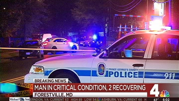 [DC] 1 Woman Dead, 3 Men Injured in Forestville Shooting