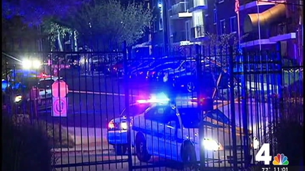 [DC] Neighbors Afraid After 4 Shot in Forestville