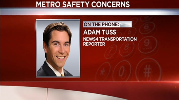 [DC] Fires Cause More Safety Concerns Ahead of Metro Announcement