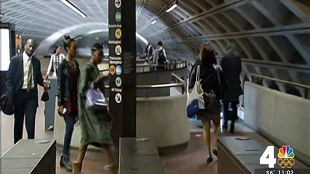 [DC] Metro Crews Make Repairs After Fires at Federal Center