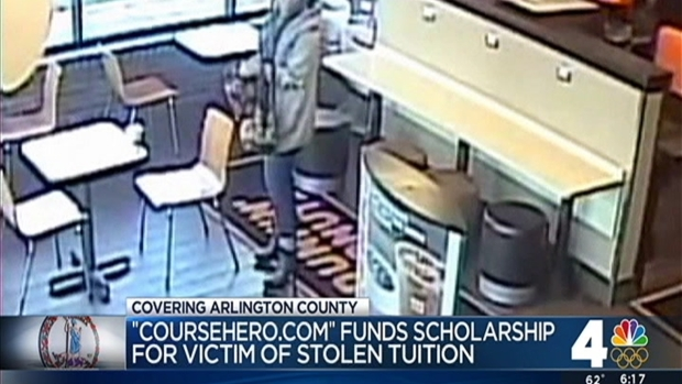 [DC] Happy Ending for Victim of Stolen Tuition