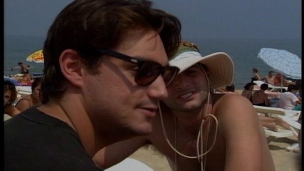 Pat Collins Reports From a Topless Beach in Barcelona for the 1992 Summer Olympics