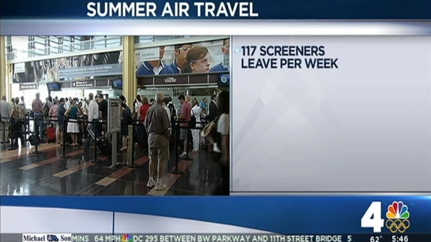 [DC] Your Summer Air Travel Might Get Stuck at Security