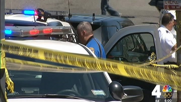 [DC] Man, Woman Killed in Back-to-Back Shootings