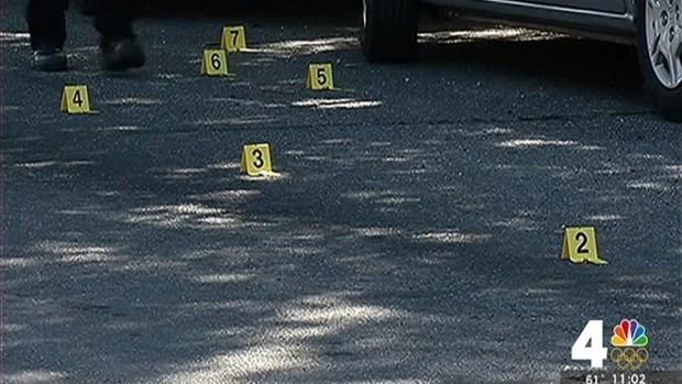 [DC] Day of Gun Violence; 5 Shot, 2 Dead
