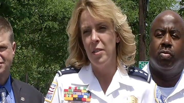 RAW VIDEO: DC Police Chief's Update on Charnice Milton Murder Investigation