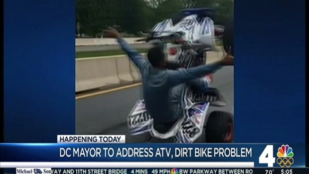 [DC] Videos Show ATV Riders Do Brazen Stunts on Area Streets