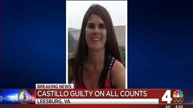 Braulio Castillo Guilty of Murdering Wife Michelle