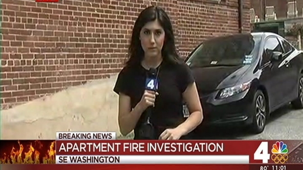 [DC] 3 Children, 2 Adults Injured in SE DC Fire