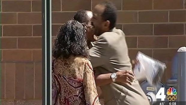 Former DC Congressman Released From Jail