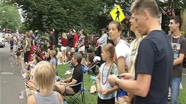Parades Celebrate Independence Day in the DMV