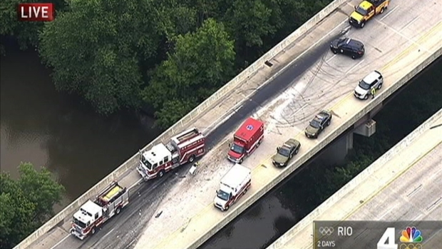 [DC] Nurse Falls Into River While Trying to Help Crash Victims
