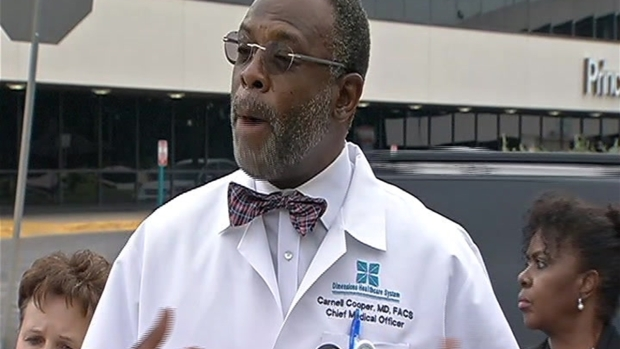 RAW VIDEO: Prince George's Co. Hospital Official Speaks After 2 NICU Deaths