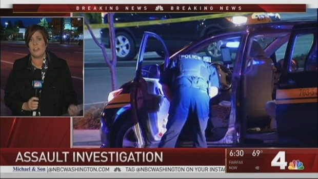 Cab Driver Attacked Outside Alexandria Shopping Center