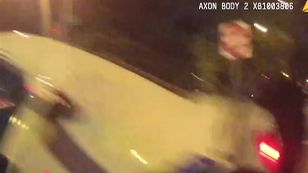 DC Police Bodycam Video Shows Aftermath of Terrence Sterling Shooting