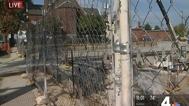 [DC] Construction Worker Injured After Live Wire Falls