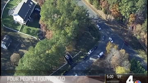 Man, Woman, 2 Children Die in Virginia Murder-Suicide
