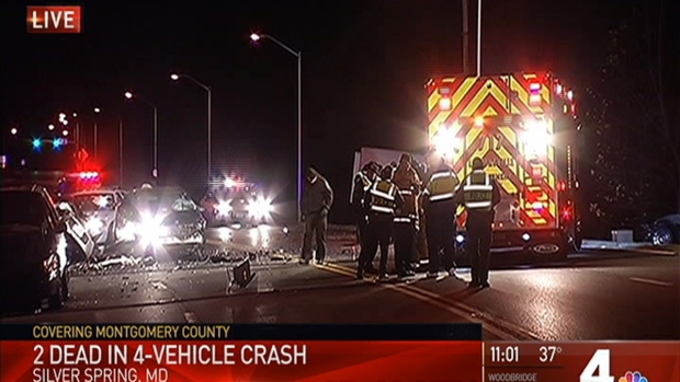 [DC] Two Killed in Montgomery County Crash