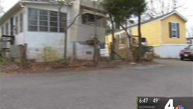 Community Rallies to Support Trailer Park Residents Who Face Eviction