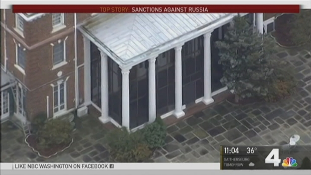 [DC] Feds Shutting Down Russian Compound in Maryland