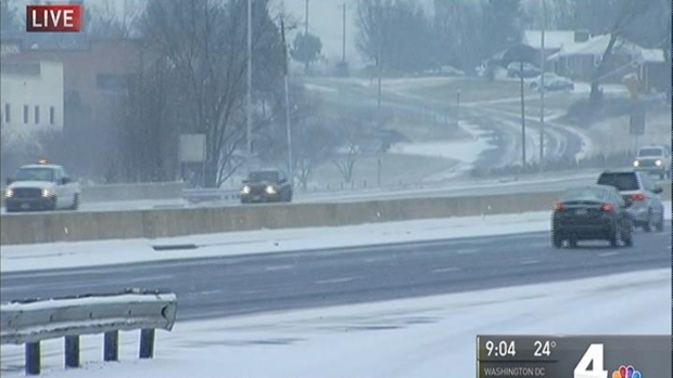 [DC] Virginia Officials Advise Staying Off the Roads