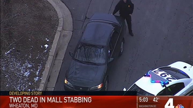 [DC] 2 Killed in Wheaton Mall Stabbing