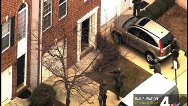 Police Share New Details on Herndon Shooting, Fire