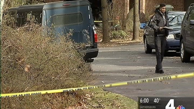 Police investigate three 'suspicious' deaths at DC suburb home