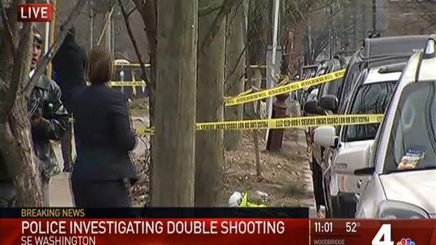 [DC] Teen Girl Stabbed; 2 Men Shot a Block Apart in DC