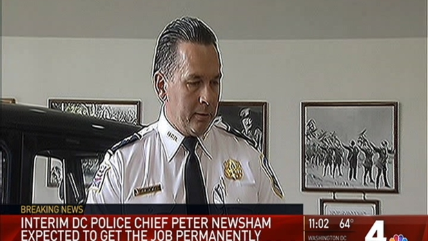 [DC] DC Mayor Picks Peter Newsham for Police Chief