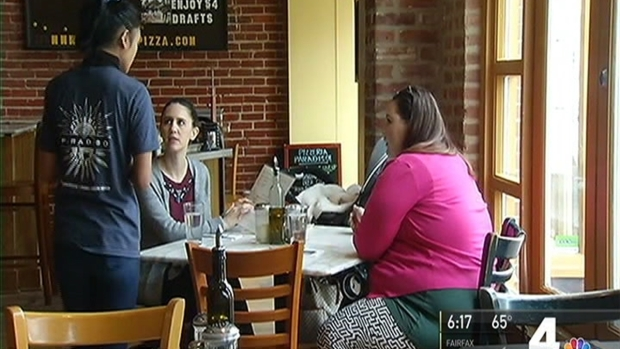 Schools, Businesses Adjust For 'Day Without A Woman'