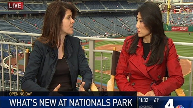What's New at Nats Park