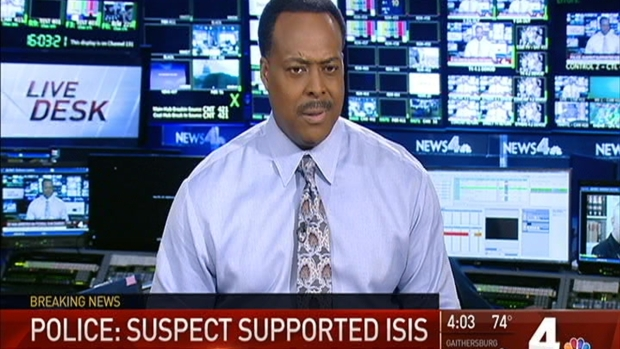 Feds: DC ISIS Sympathizer Intended to Start Race War