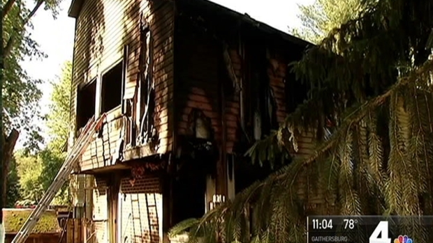 3 People Hurt, 3 Pets Killed in Burke Fire