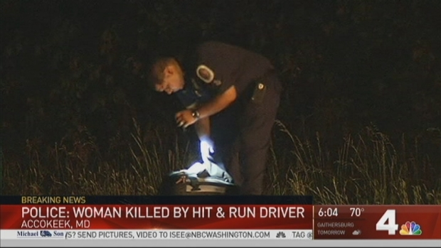 [DC] Hit-And-Run Driver Kills Woman in Accokeek
