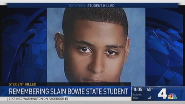 Slain Bowie State University Student's Pastor Speaks