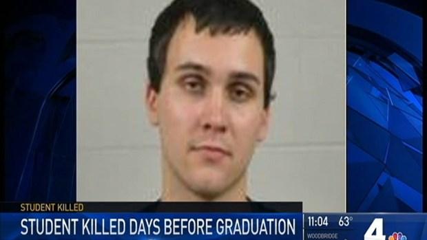 Killing at University of Maryland Rocks Campus