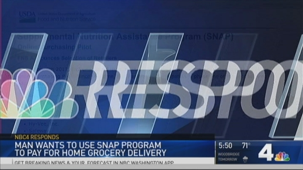 Pilot Program to Allow SNAP Participants to Have Groceries